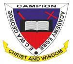 ECWA GEORGE CAMPION ACADEMY (Primary) - Primary